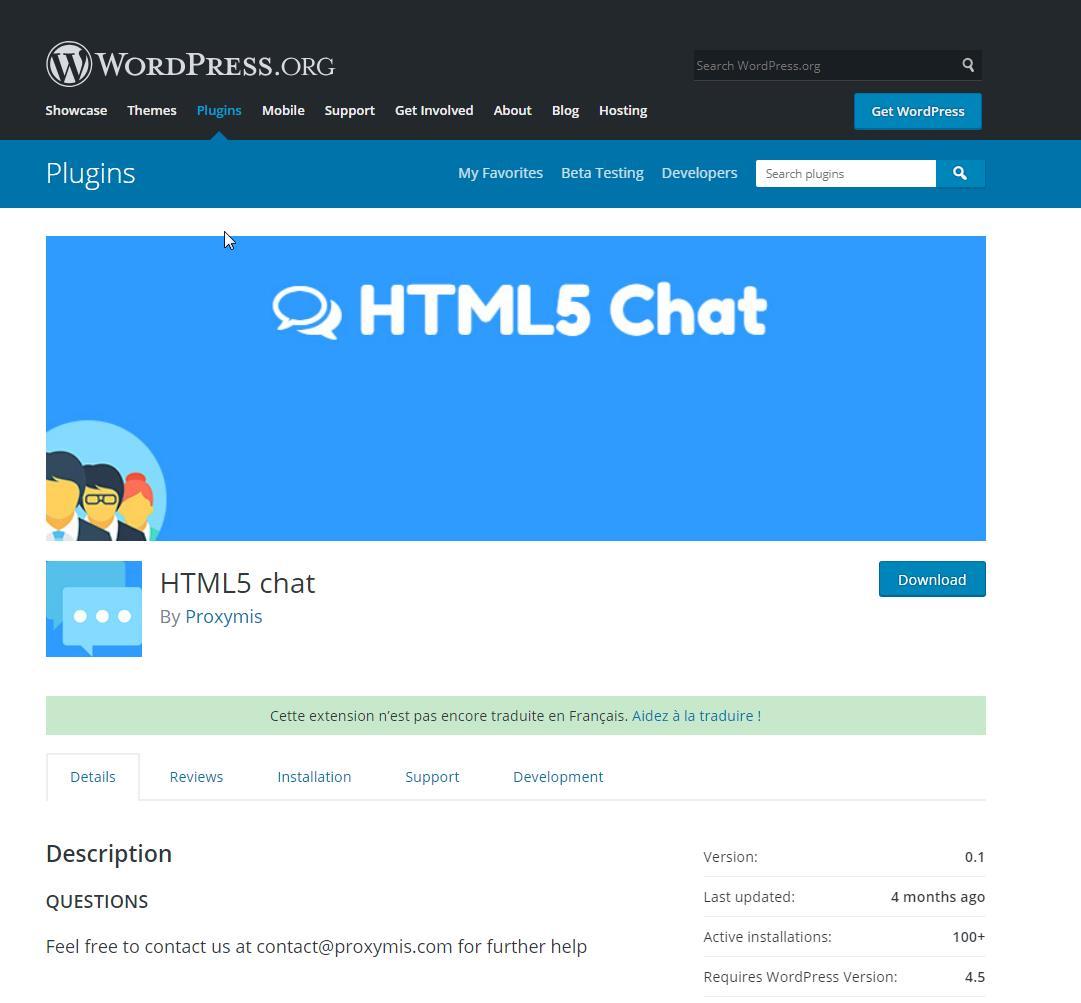 html5-chatWP